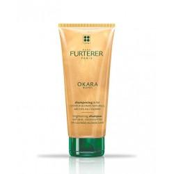 René Furterer Okara Blond shampooing éclat 200 ml