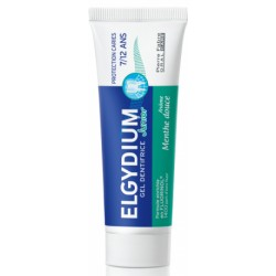 Elgydium Junior Dentifrice Menthe douce 50ml