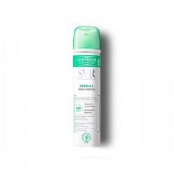 SVR Spirial spray végétal déodorant anti-humidité 48H 75ml