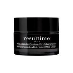 Resultime Masque Détoxifiant Revitalisant anti-âge 50 ml