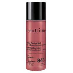 Resultime Lotion Peeling Nuit aux Collagènes Repulpants 100 ml
