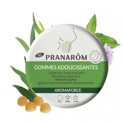 Pranarôm Aromaforce Bio gommes adoucissante 45 g