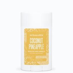 Déodorant Schmidt's stick peau sensible coco et ananas 58ml