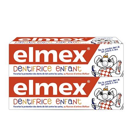 Elmex Dentifrice enfant
