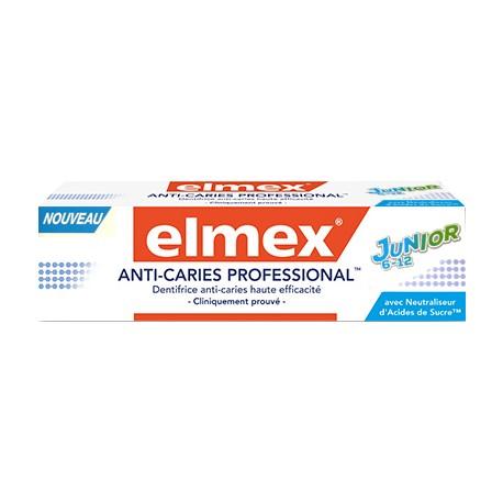 Elmex dentifrice Anti-Caries Professional 75ml