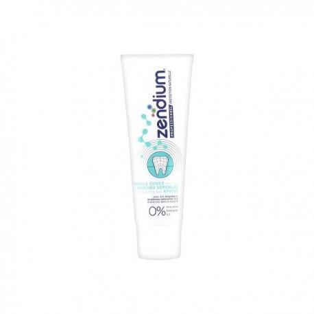 Zendium Dentifrice protection naturelle formule douce bouche sensible 75 ml