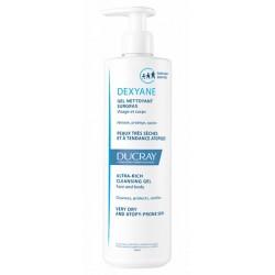 Ducray Dexyane Gel Nettoyant Surgras 400 ml