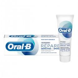 Oral-B dentifrice Répare Gencives et émail Blancheur 75ml