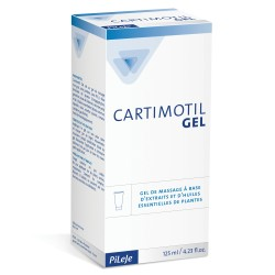 Pileje Cartimotil gel de massage 125 ml