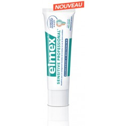Elmex Dentifrice Sensitive Professional Blancheur