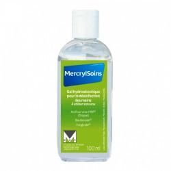 MercrylSoins Gel hydroalcoolique mains 100ml