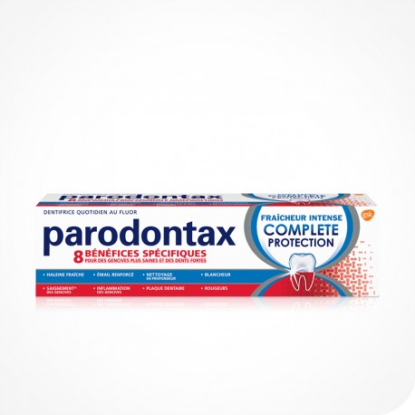 Parodontax Dentifrice Complète protection 75 ml