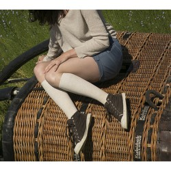 Thuasne Venoflex Fast Lin Chaussettes Femme Classe 2