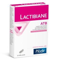 Pileje Lactibiane ATB 10 gélules