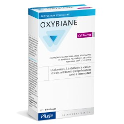 Pileje Oxybiane Cell Protect 60 gélules