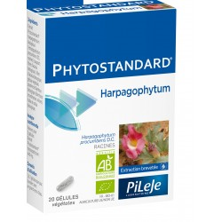 Pileje Phytostandard Harpagophytum 60 gélules végétales