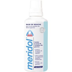 Méridol Bain de bouche Protection Gencives 400 ml