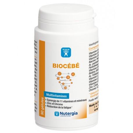 Nutergia Biocébé 30 gélules