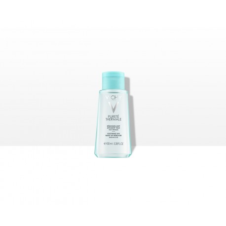 Vichy Pureté Thermale Démaquillant apaisant yeux sensibles 100 ml