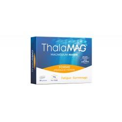 Iprad Thalamag Magnésium Forme physique et mentale 60 gélules