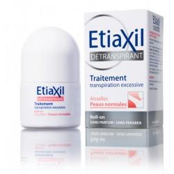 Etiaxil Détranspirant aisselles peaux normales roll-on 15 ml