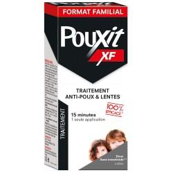 Pouxit XF lotion anti-poux et lentes format familial 200 ml