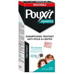 Pouxit Shampoo shampooing traitant anti-poux et lentes 200 ml