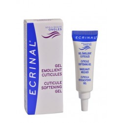 Ecrinal Gel émollient cuticules 10 ml
