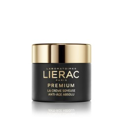 Lierac Premium La Crème Soyeuse Anti-âge absolu 50 ml