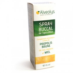 Alveolys Spray buccal de l'apiculteur 15 ml