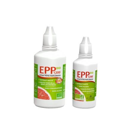 3 Chênes Extrait de Pépins de Pamplemousse 1200 Bio 50 ml
