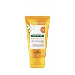 Klorane Polysianes Crème solaire sublime SPF30 50 ml