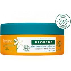 Klorane Polysianes Crème sublimatrice après soleil 200 ml