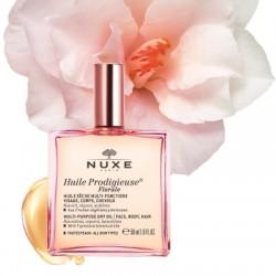 Nuxe Huile Prodigieuse Florale Huile sèche multi-fonctions vaporisateur 50 ml