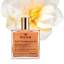 Nuxe Huile prodigieuse Or Huile sèche multi-fonctions flacon 50 ml