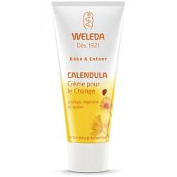 Weleda Bébé Calendula Crème pour le change 75 ml