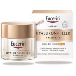 Eucerin Hyaluron-Filler Elasticity soin de jour SPF30 50 ml