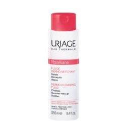 Uriage Roséliane Fluide Dermo-Nettoyant 250 ml