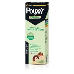 Pouxit Végétal Lotion traitement anti-poux et lentes 200 ml