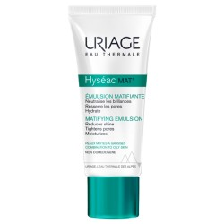Uriage Hyséac Mat' Emulsion matifiante 40 ml
