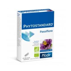 Pileje Phytostandard Passiflore 20 gélules végétales