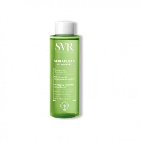 SVR Sebiaclear Micro-Peel Eau rénovatrice désincrustante lissante 150 ml