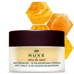 Nuxe Rêve de Miel Baume Lèvres au miel 15 g