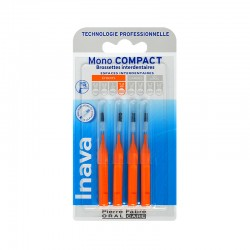 Inava Brossettes interdentaires Mono compact 1.2 mm