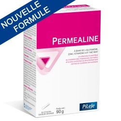 Pileje Permealine 20 sticks saveur orange