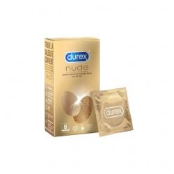 Durex Nude Sensation Boite de 8 préservatifs