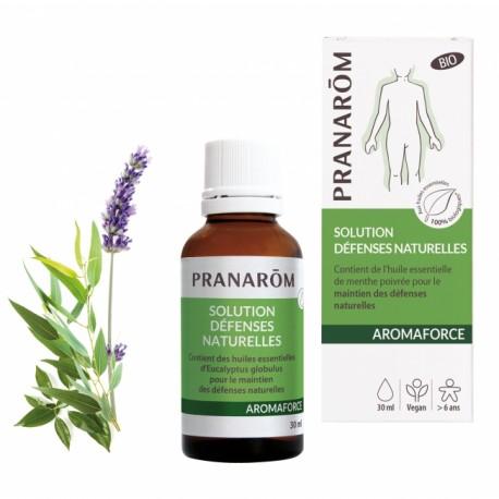Pranarôm Aromaforce solution défenses naturelles 30 ml