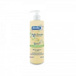 Dodie Huile lavante 3 en 1 visage corps et cheveux 500 ml