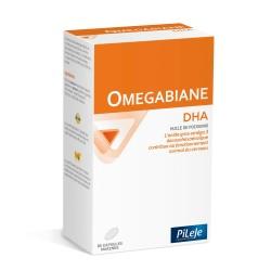 Pileje Omegabiane DHA 80 capsules marines
