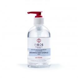 Ineos Gel hydro-alcoolique pour l'antisepsie des mains 250 ml